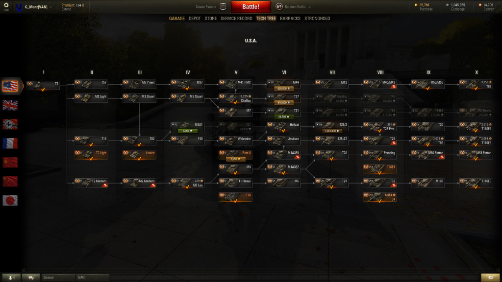 How does matchmaking work in world of tanks