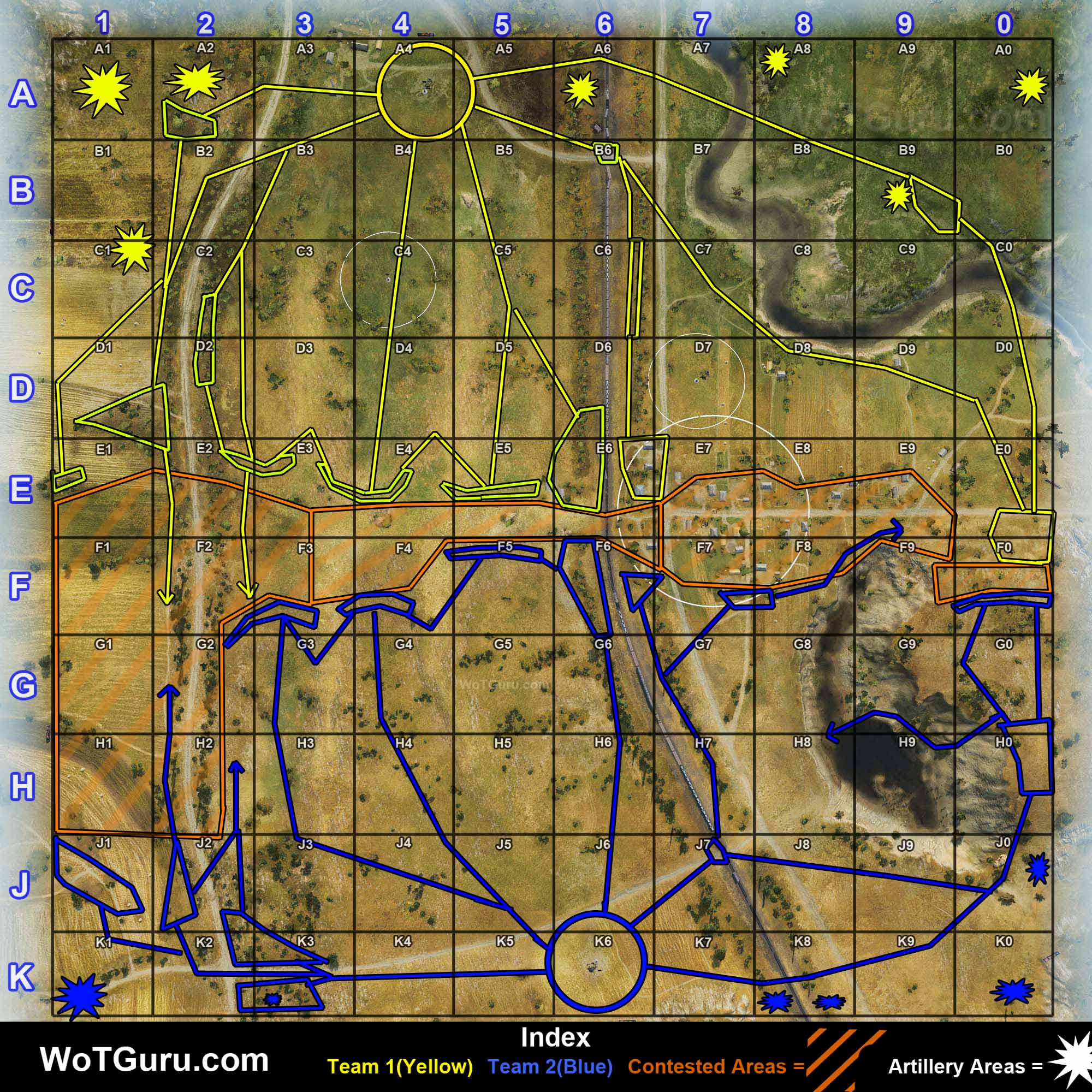 Map strategy world of tanks mapstrategyprohorovka2 gumiabroncs Images