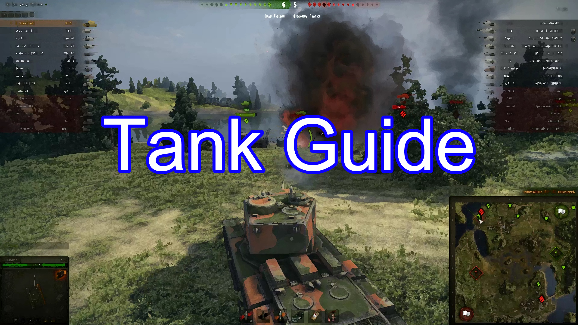 matchmaking world of tanks 7.5