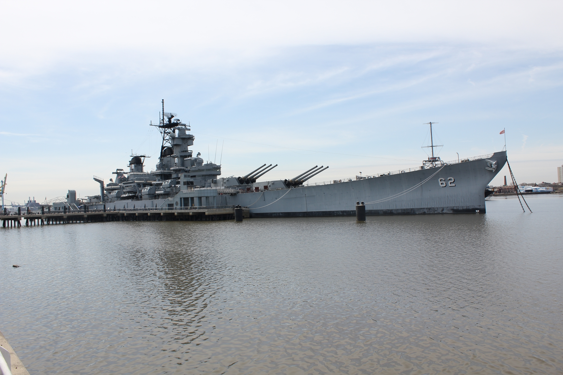 Download image Battleship Uss New Jersey PC, Android, iPhone and iPad ...