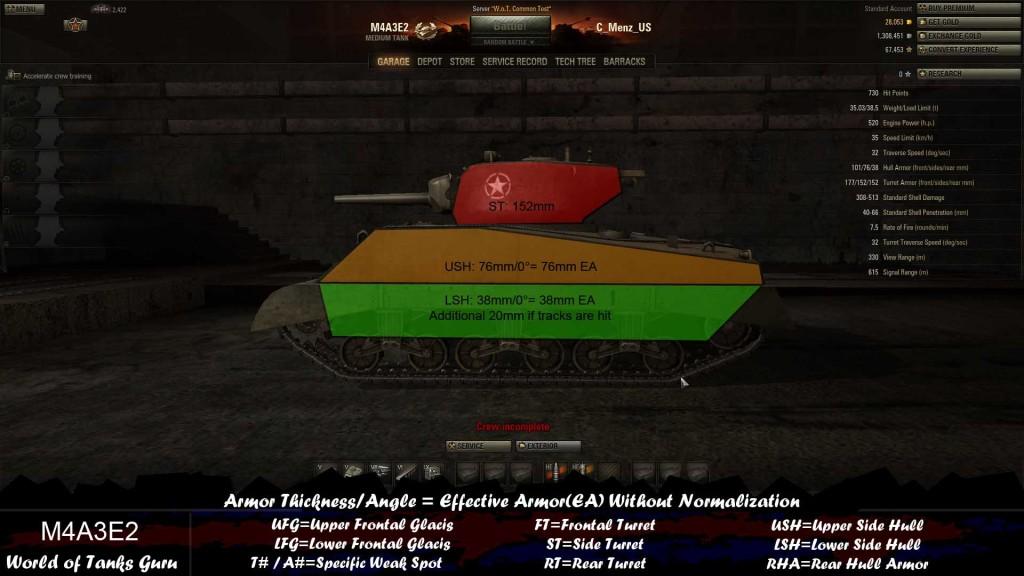 M4A3E2_Side