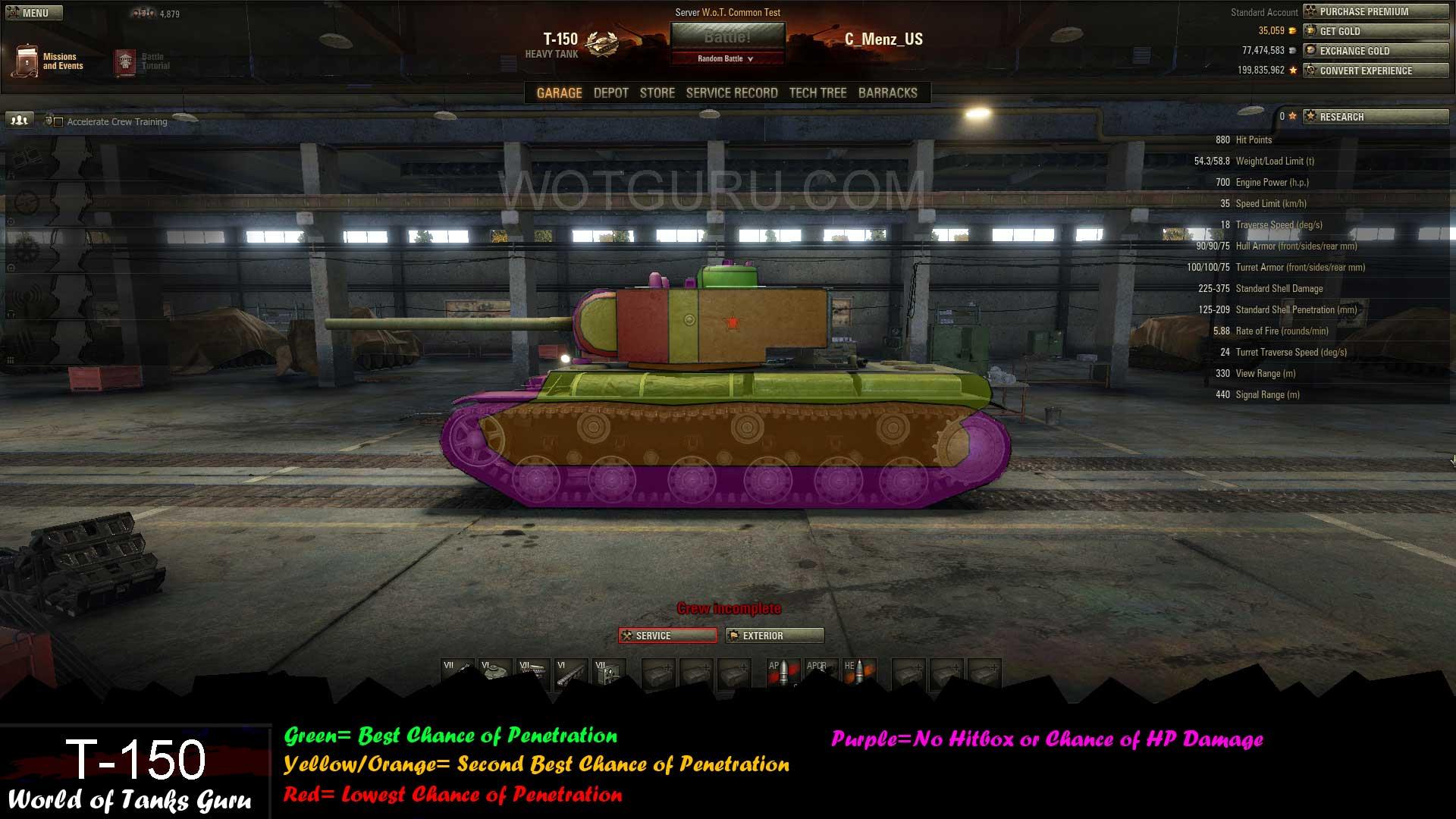 world of tanks kv-5 matchmaking