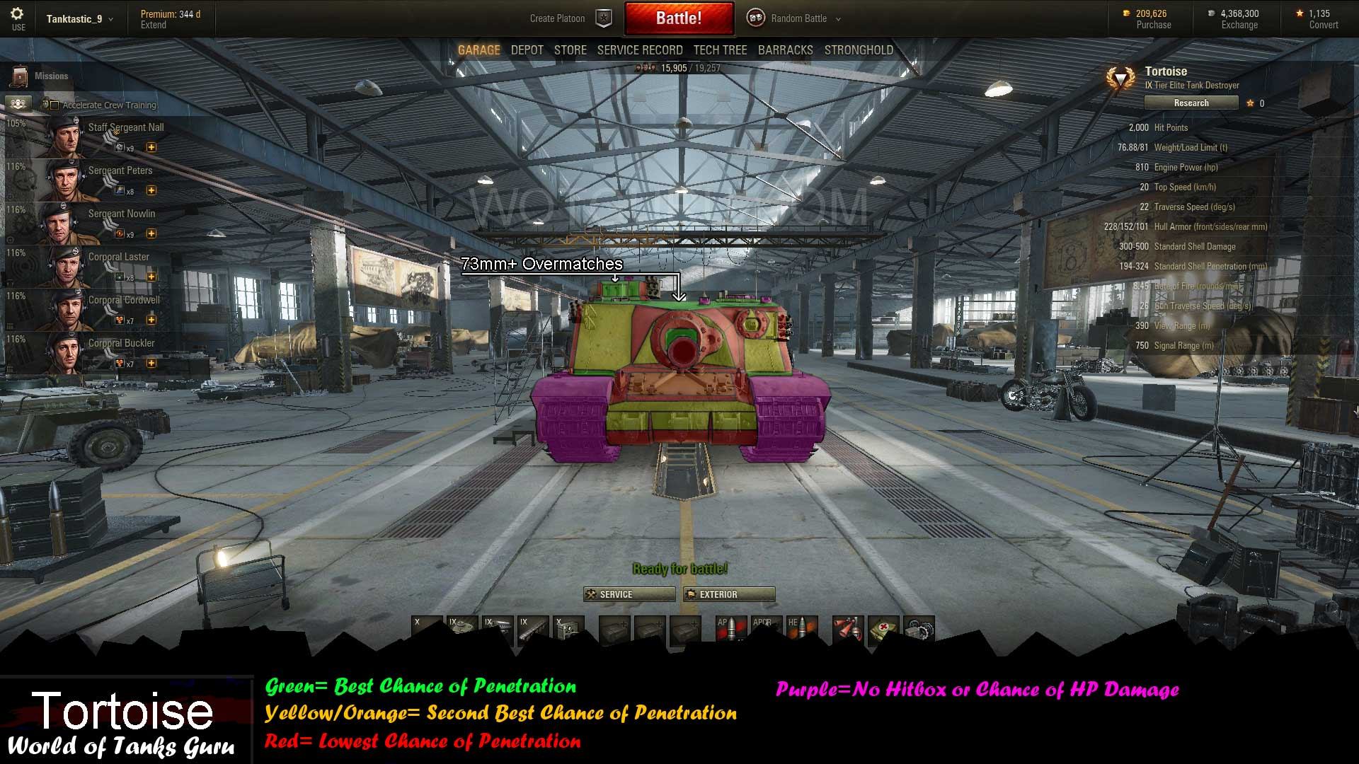 how to get viewers on world of tanks