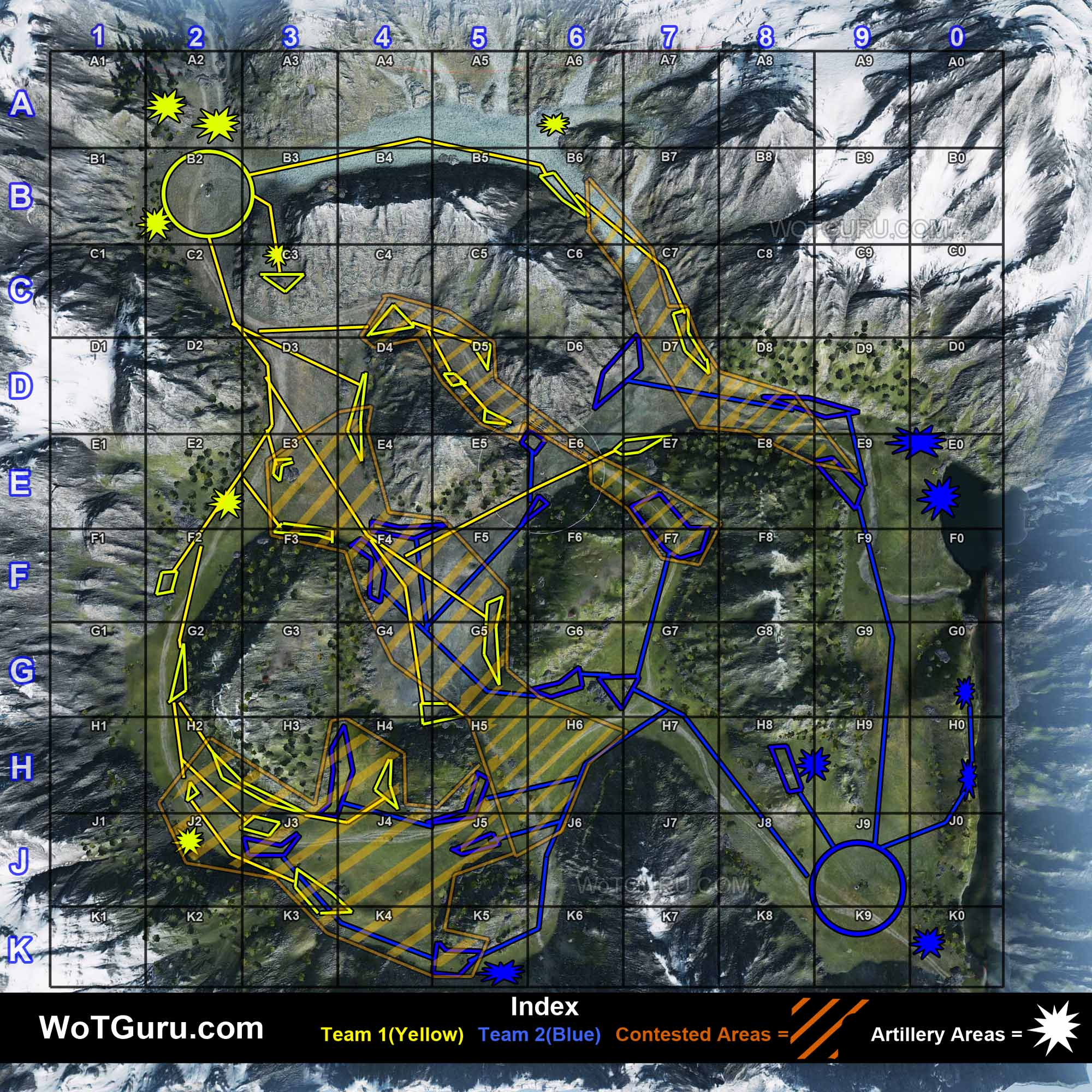 Map strategy world of tanks mapstrategymountainpass gumiabroncs Image collections