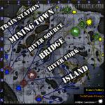 World of Tanks Klondike Strategy Key Locations