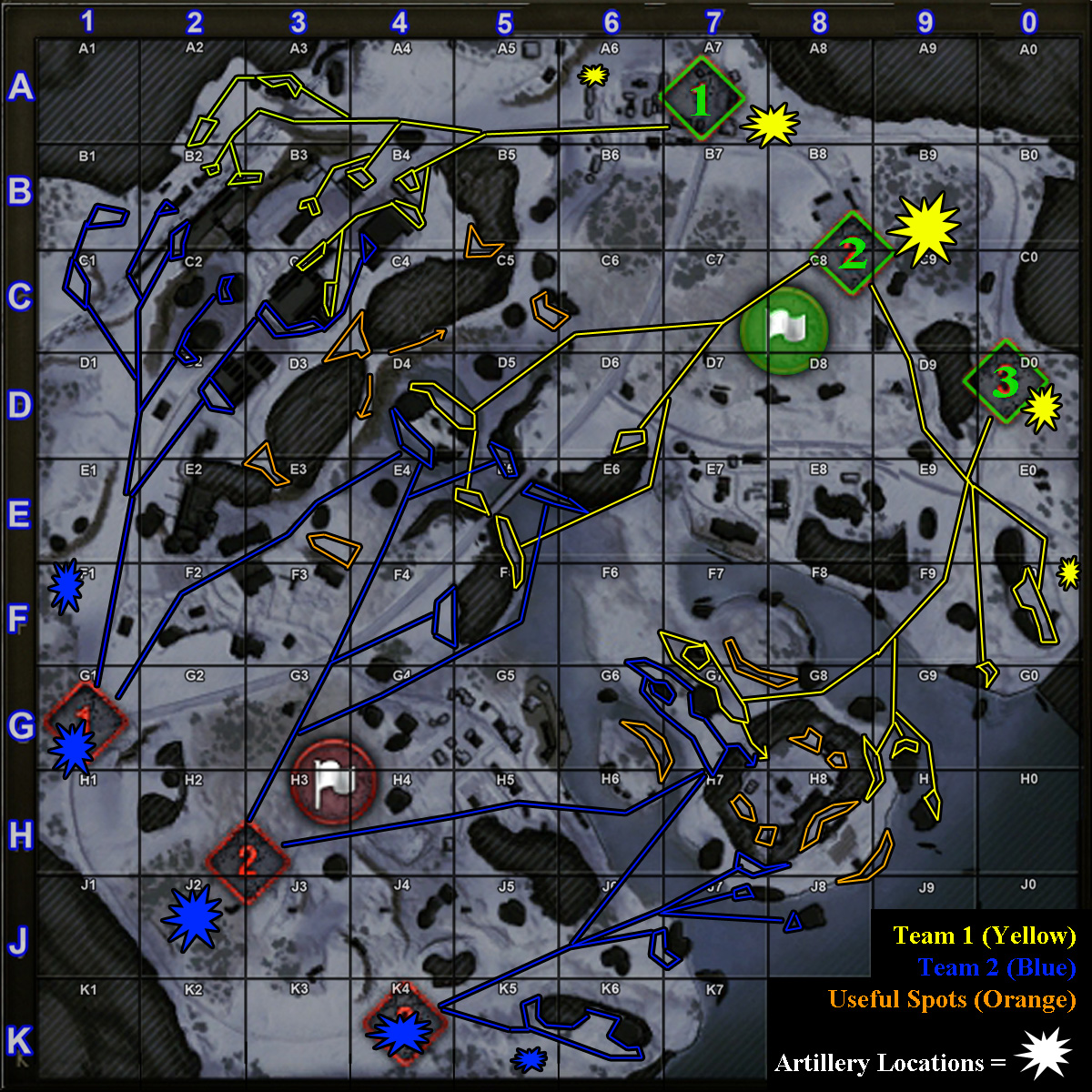 Map strategy klondike wot guru world of tanks klondike strategy routes positions spots gumiabroncs Choice Image