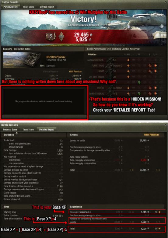 World of Tanks NA December Booster Code Scavenger Hunt - WoT Guru